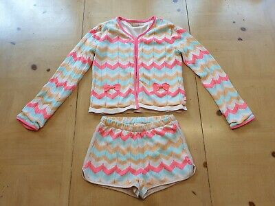 Billieblush Designer Girl's Top, Shorts Outfit Size 8 - 9 Years