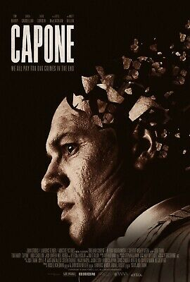 Capone - Redbox on demand (ondemand) 1 Digital Rental..Fast Delivery.