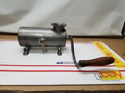 Vintage Collectable Antique Meat Grinder Slicer