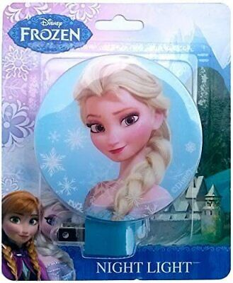 Night Light Children's Disney Frozen Beautiful Princess ELSA the ICE Princess