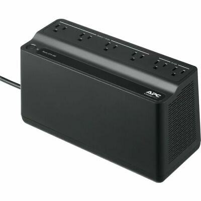 APC UPS 450VA UPS Battery Backup and Surge Protector, Back-UPS (BN450M)