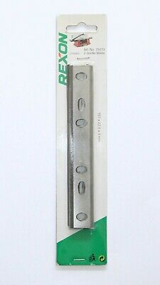 Genuine Rexon J-1550BQ Jointer Planer Blades 75013 Double Edged 1 pair