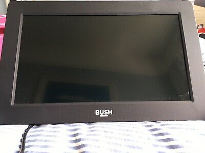 Bush 10.1 Inch Digital Photo Frame Black