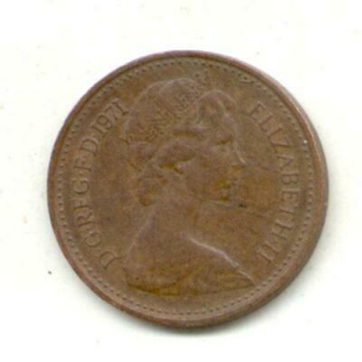 Great Britain 1/2 Penny 1971