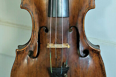 °*° Very old violin °--° Sehr alte 4/4 Geige ~ 18. Jhd °*°