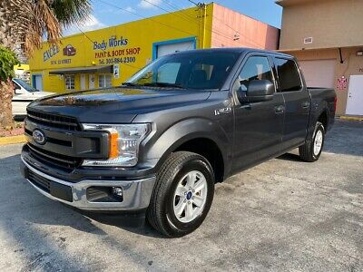 2018 Ford F-150 SUPERCREW XL $35K MSRP! LOW MILES* LOADED! Wholesale Luxury Cars 2018 Ford F-150 SUPERCREW V6