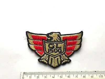 .Aufnäher Patch -   HONDA GOLDWING GL 1500