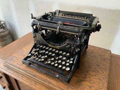 Underwood N0. 5 Typewriter