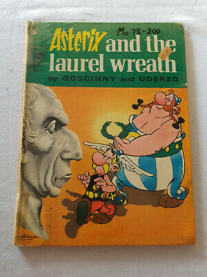 Asterix and The Laurel Wreath - 1976 - Hardcover