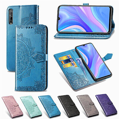 For Huawei P40 P30 P20 lite P Smart 2020 Magnetic Leather Flip Wallet Case Cover