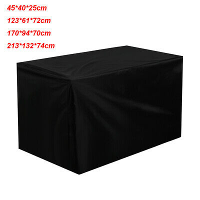 OutdoorLarge Waterproof Rectangle Garden Patio Furniture Cover Protective Patio