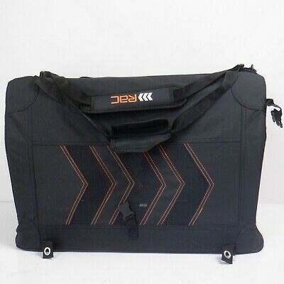 RAC Black Car Pet Carrier - Medium 61x40x41cm *NEW OPEN BOX*