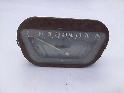 Speedo for Ford Anglia 105E  [Untested & as seen]