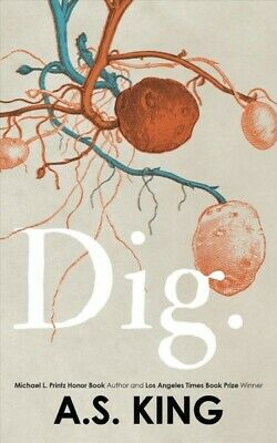 Dig, Paperback by King, A. S., Like New Used, Free shipping in the US