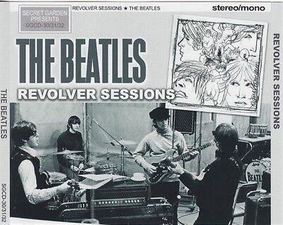 BEATLES Revolver Sessions 3 CD