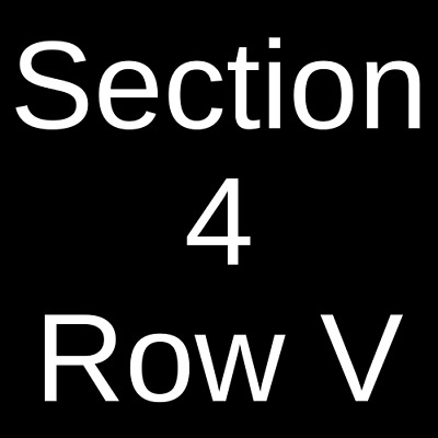 4 Tickets Jimmy Buffett and The Coral Reefer Band 4/17/21 Raleigh, NC