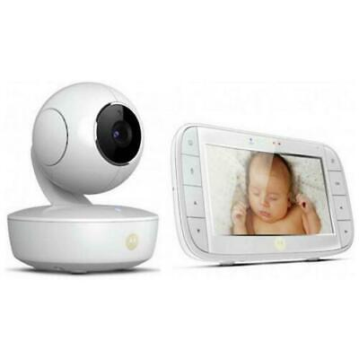 """Motorola MBP50 Baby Video Monitor 5"""" Display 23 Channels With 2 Way Talk"""
