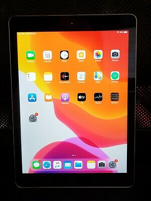 Apple iPad 6th Gen. 128GB, Wi-Fi, 9.7in - Space Gray #154