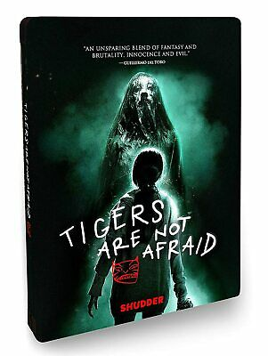 Tigers are not Afraid - Limited Edition Steelbook (Blu-ray) NEW!!