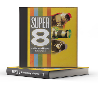 New Super 8 Film Camera Processing Scanning Projecting  History Book