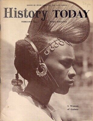 history today-FEB 1959-A WOMAN OF GUINEA.