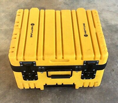 Itronix Mobile Water Meter Data Collection Rugged Laptop In Rugged Neptune Case