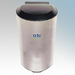 Hand dryer ATC Z-2651M Cub Brushed  Steel Automatic Low Energy High Speed