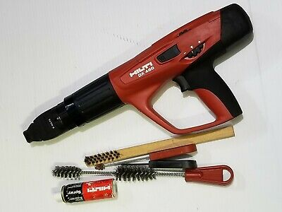 Hilti DX 460-F8  Powder-Actuated Tool USED.
