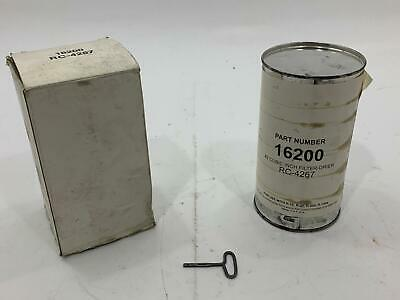 White Industries RC-4267 42 Cubic Inch Filter Drier for R-12 R-22 R-502 R-134a