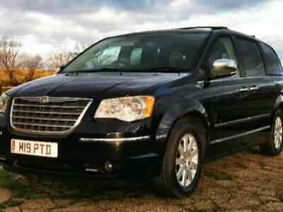 Chrysler Grand Voyager Ltd 2.8 CRD  Auto 2009  Mk5 DVD, NAV - FULLY LOADED
