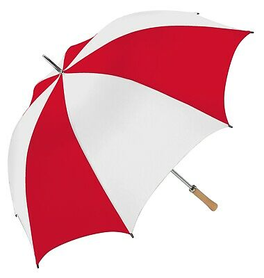 72 BRAND NEW full size golf umbrellas, great quality, cancelled order ref virus