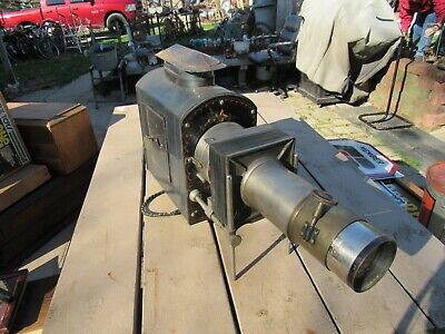 Antique Magic Lantern Slide Projector Great Condition McIntosh Extremely Rare