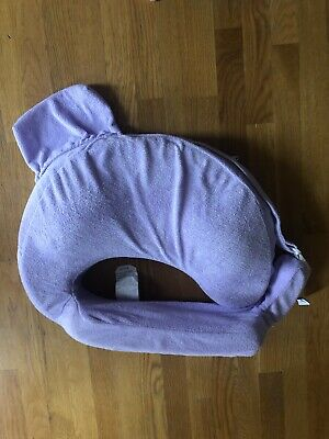 My Best Friend Pillow And Fleece Cover. Lavendar