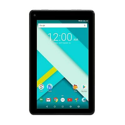 """RCA Voyager RCT6973W43 Voyager III RCA 7"""" 16GB Tablet Android Front/Rear Camera"""