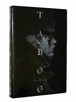 Taboo: Season One (DVD, 2018, 2-Disc Set)