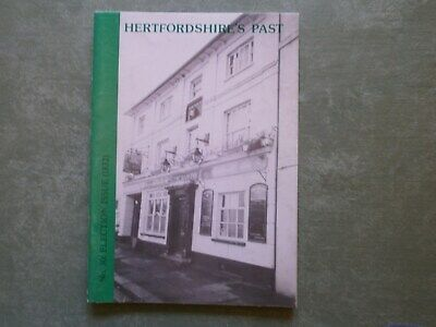 Hertfordshire's Past No30 Election issue (1832)  1991.