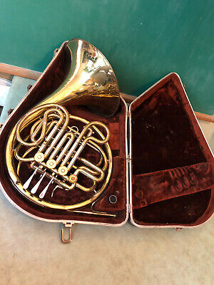 Olds Fullerton CA double french horn Good Compression