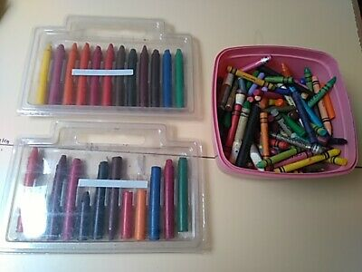Over 300 items include crayon colouring pencil pastel good brand THE LOT 2kg