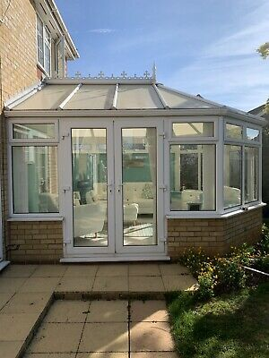 Full height conservatory Including French Doors To Be Dismantled Next 2 Weeks
