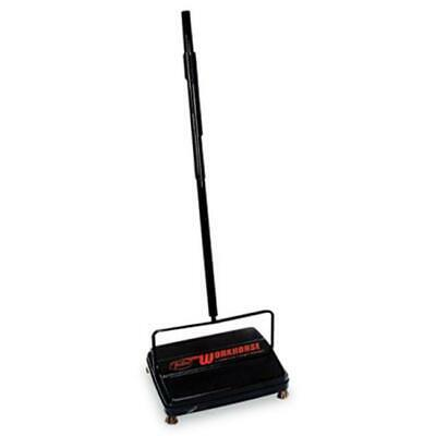Franklin Cleaning Technology 46 in. Workhorse Carpet Sweeper - Black