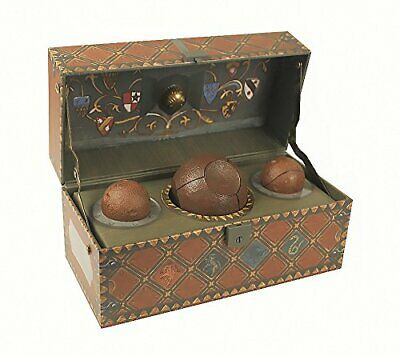Harry Potter: Collectible Quidditch Set (ANGLAIS) Running Press Box Toy/Ps