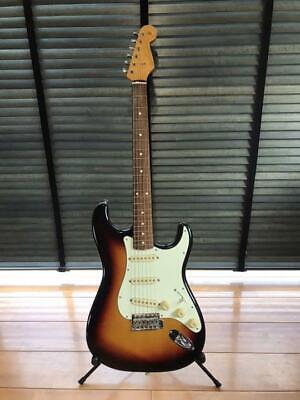Fender Classic 60s Stratocaster Electric Guitar Reprint made in Japan MINT