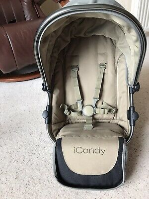 Icandy Peach 3 Converter Lower Seat Olive
