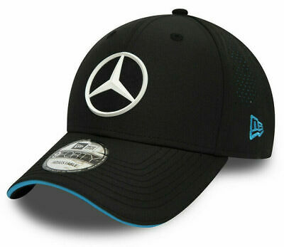Mercedes AMG Petronas New Era 940 Black Perf Cap Formula E Kids Free UK Ship