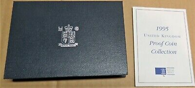 1995 United Kingdom Proof Coin Collection (Royal Mint)