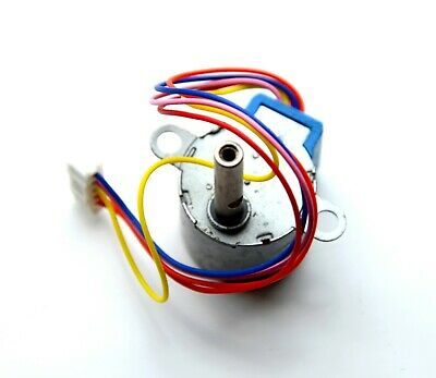 24BYJ48 Gear Stepper Motor DC 5V 4-Phase 5-Wire Micro Reduction Stepping Motor