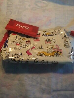 Coca-cola Cute Purse/makeup Bag