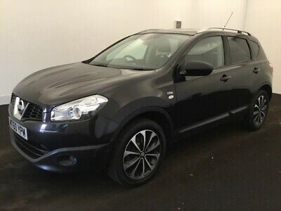 2011 Nissan Qashqai 1.5 Dci 110 N-Tech Mega Spec, Sat Nav Panoramic Roof Etc