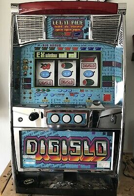 Quarter / Token / Autostop Pachislo Digislo Slot Machine / 510 Pg Manual