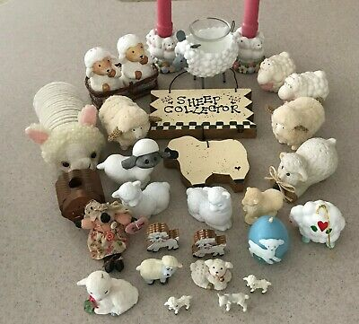 Sheep Collection Lot